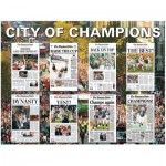 Puzzle  White-Mountain-1046 Boston - City of Champions