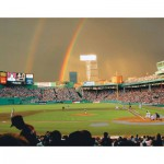 Puzzle  White-Mountain-322 Arc en ciel sur Fenway Park, Boston, USA
