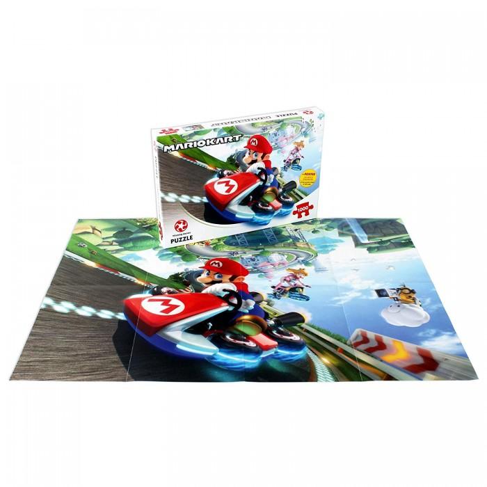 Super Mario - Mario Kart Fun Racer
