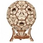 Puzzle 3D en Bois - Football Cup