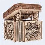 Puzzle 3D en Bois - Mystery Box