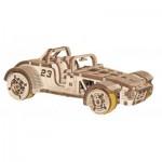 Puzzle 3D en Bois - Roadster