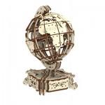 Puzzle 3D en Bois - World Globe