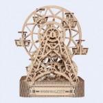 Wooden-City-WR306-8053 Puzzle 3D en Bois - Grande Roue
