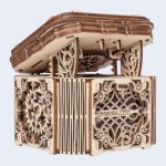 Wooden-City-WR315-8176 Puzzle 3D en Bois - Mystery Box
