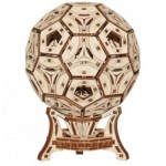 Wooden-City-WR335 Puzzle 3D en Bois - Football Cup
