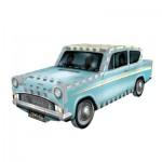 Wrebbit-3D-0202 Puzzle 3D - Harry Potter - Ford Anglia Volante