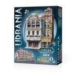 Wrebbit-3D-0502 Puzzle 3D - Collection Urbania - Cinéma