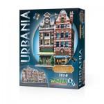 Wrebbit-3D-0503 Puzzle 3D - Collection Urbania - Café