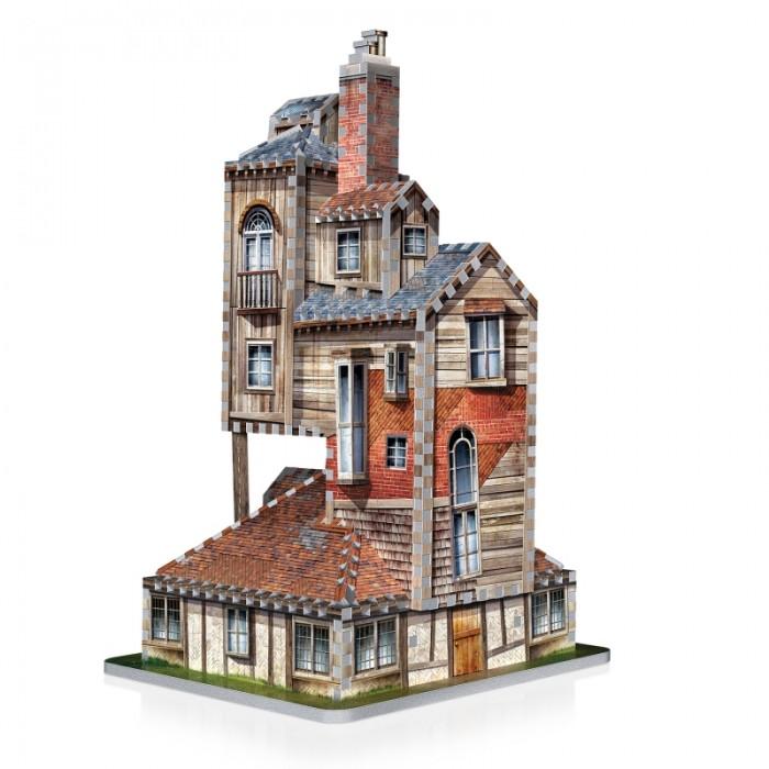 Puzzle 3D - Harry Potter (TM) : La Maison des Weasley