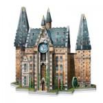 Wrebbit-3D-1013 Puzzle 3D - Harry Potter - La Tour de l'Horloge