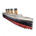 Wrebbit-3D-1014 Puzzle 3D - Titanic