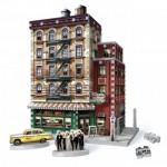 Wrebbit-3D-1015 Puzzle 3D - Friends - Central Perk
