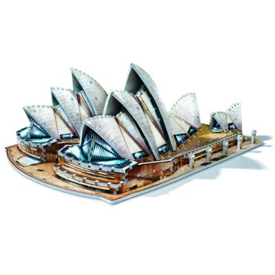 Wrebbit-3D-2006 Puzzle 3D - Opéra de Sydney