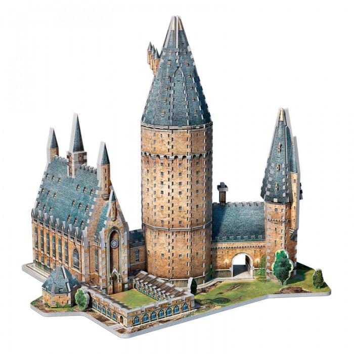 Puzzle 3D - Harry Potter (TM) : Poudlard - Grande Salle