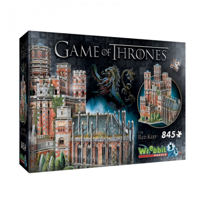 Puzzle 3D - Game of Thrones - Le Donjon Rouge