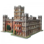 Wrebbit-3D-2019 Puzzle 3D - Downton Abbey