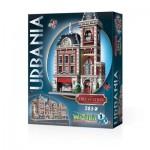 Puzzle 3D - Collection Urbania - Caserne de Pompiers