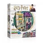 Puzzle 3D - Harry Potter - Madame Guipure et Glaces Florian Fortarôme
