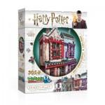 Puzzle 3D - Harry Potter - Magasin d'Accessoires de Quidditch et Slug & Jiggers