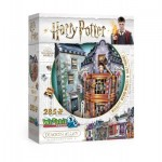 Puzzle 3D - Harry Potter (TM) - Weasleys' Wizard Wheezes & Daily Prophet