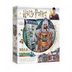 Puzzle 3D - Harry Potter - Weasleys' Wizard Wheezes & Daily Prophet